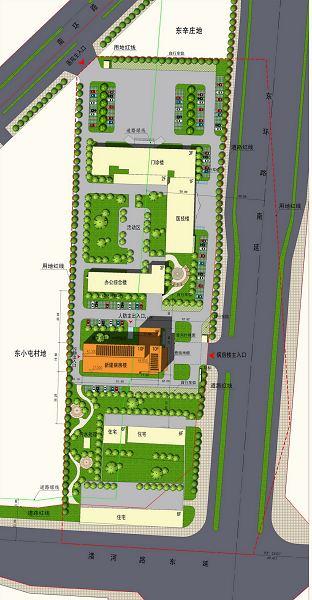 关于邯郸市精神病病房公示山水楼总平面图新建浙江医院建筑六合无绝对片