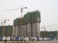 赵都新城6#工地(2011.5.30)