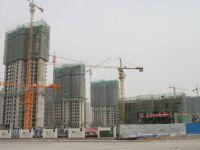 赵都新城1#工地(2011.5.30)