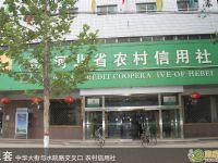 中华大街与水院路-农村信用社