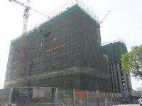 嘉華國際施工現場(2011.6.2)
