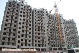 枫丹美庐建筑工地(2011.6.3)