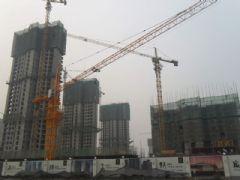 赵都新城1#工地(2011.6.16)
