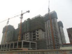 赵都新城2#工地(2011.6.16)