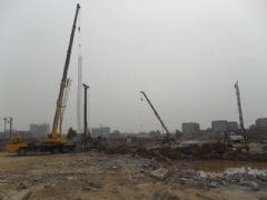 赵都新城3#工地(2011.6.16)
