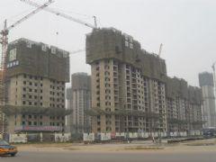 赵都新城5#工地(2011.6.16)