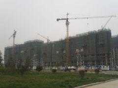 赵都新城6#工地(2011.6.16)