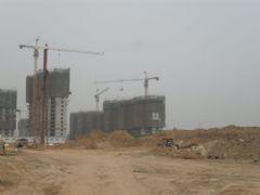 赵都新城7#工地(2011.6.16)