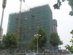 嘉華國際施工現場(2011.7.5)