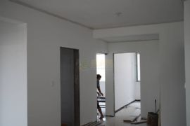 桃源山莊小高層裝修中的房間