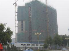 嘉華國際施工現場(2011.8.5)