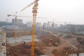 卓昱大厦施工现场(2011.09.30)