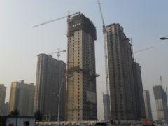 赵都新城5号地实拍(2011.12.15)