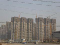 赵都新城9号地实拍(2011.12.15)