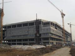 赵都新城11号地实拍(2011.12.15)