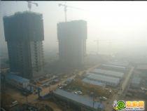 圣水湖畔工程进度(2011.12.20)