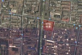 中和商厦区位图