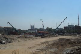 龙湖公馆工程进度(2012.5.15)