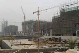金世纪花园工程进度(2012.06.06)