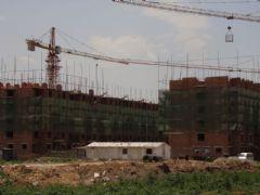 南湖文苑工程进度(2012.06.18)