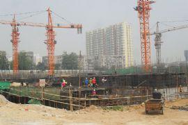 锦绣江南18#工程进度(2012.06.20)