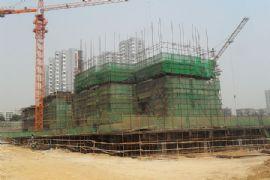 锦绣江南8#楼工程进度(2012.06.20)