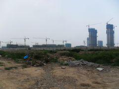 枫景华庭工程进度(2012.08.11)