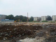 新城国际工程进度(2012.8.20)