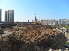 宝利大厦施工进度(2012.9.16)