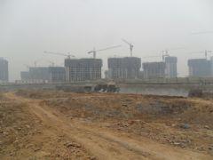 枫景华庭工程进度(2012.10.19)