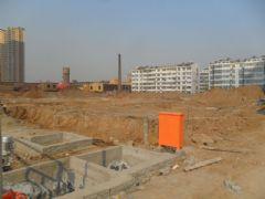 宝利大厦工程进度(2012.12.15)