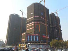 卓昱大厦工程进度(2012.11.15)