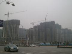 金世纪花园工程进度(2012.12.13)