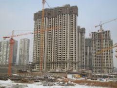 锦绣江南工程进度(2012.12.22)