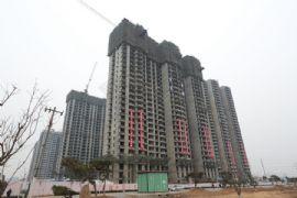 圣水湖畔工程进度(2012.12.27)