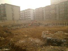 新城国际工程进度(2013.1.12)