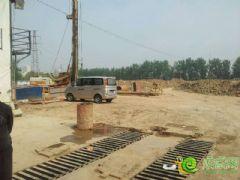 龙仕公园里工程进度(2013.5.5)