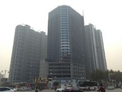 卓昱大厦工程进度(2013.11.03)