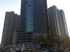 卓昱大厦工程进度(2013.11.29)