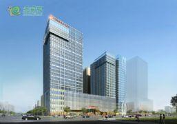 國際金融中心東南向人視圖