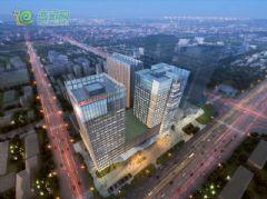 國際金融中心鳥瞰圖