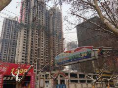 龙湖公馆实景图(2014.02.08)