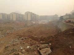 站南旺角工程进度图(2014.02.22)