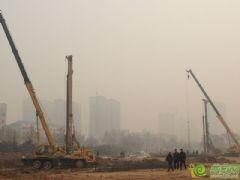 阳光新卓广场实景(2014.02.22)