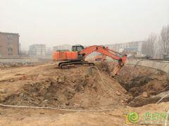 億順博奧大廈工地實景(2014.2.24)