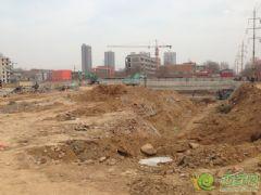 龙仕公园里工程进度(2014.03.12)