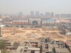阳光新卓广场实景(2014.03.28)