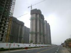 圣水湖畔8#工程进度(2013.05.27)