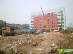 龙鼎国际项目工程实景图(2013.6.3)
