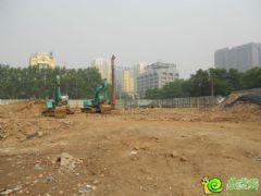 中和商厦工地实景(2013.06.09)